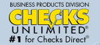 Checks Unlimited promotiecode