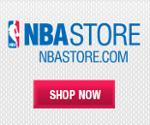 NBA Store discount